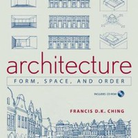 Architecture: Form, Space, and Order (9780471752165): Francis D. K. Ching Series Advisor: Books