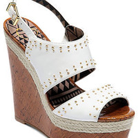 Jessica Simpson Shoes, Geno Platform Wedges - Sandals - Shoes - Macy's