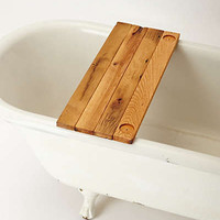 Vestige Bathtub Caddy by Peg & Awl Neutral One Size Bath