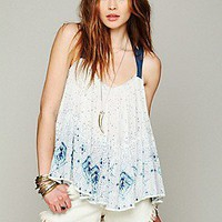 Free People  FP ONE Tribal Print Tank at Free People Clothing Boutique