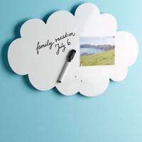 Cloud Magnet Board by Design Ideas at Gilt