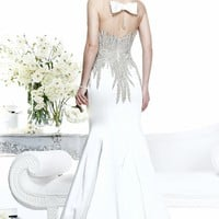 Tarik Ediz G1018 Dress - MissesDressy.com