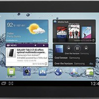 Samsung - Galaxy Tab 2 7.0 with 8GB Memory - Titanium Silver - GT-P3113TSYXAR - Best Buy