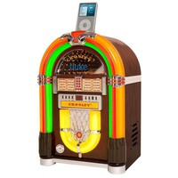 Crosley iJuke Tabletop Jukeboxes at BrookstoneBuy Now!