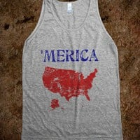 Merica - outlet412 - Skreened T-shirts, Organic Shirts, Hoodies, Kids Tees, Baby One-Pieces and Tote Bags
