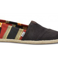 TOMS x ECI Stripe Men&#x27;s Classics | TOMS.com