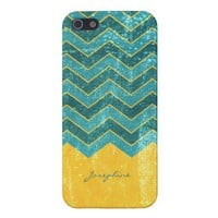 CHEVRON Summer is crazy iPhone 5 Case from Zazzle.com