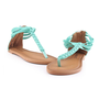 SakuraShop  Braided Simple Sandals Shoes