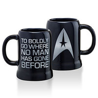 Star Trek Logo Mug 20oz