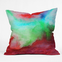 DENY Designs Home Accessories | Jacqueline Maldonado The Red Sea Throw Pillow