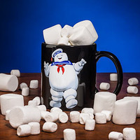 $9.99 ThinkGeek :: Ghostbusters Stay Puft Marshmallow Man Mug
