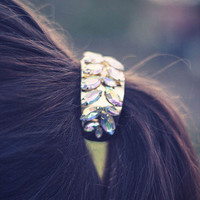 Diamond Sparkle Hair Cuff | Haute1