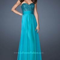 La Femme 18584 Dress - MissesDressy.com