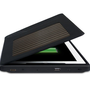Solar Charging iPad Case  @ Sharper Image
