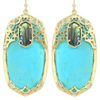 Deva Statement Earrings in Fiji - Kendra Scott Jewelry
