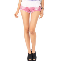 Sunset Ombre Shorts - 2020AVE