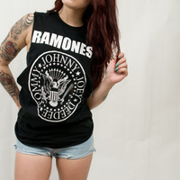 Ramones Muscle Tank