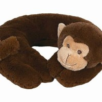 NEW Bearington Baby Collection Giggles Travel Pillow