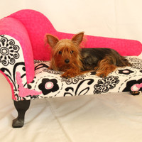 Dog Bed by PetsyDecor on Etsy