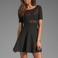 Elizabeth and James Selena Dress in Black from REVOLVEclothing.com