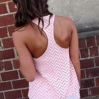 Zig Zag Racerback | The Rage