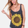 O&#x27;Neill Trippin Grey Sunflower Tank Top