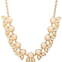 Petalview Necklace in Sorbet - ShopSosie.com