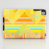 Summer Breeze iPad Case by Lisa Argyropoulos