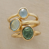 BODRUM RING TRIO         -                  Rings         -                  Jewelry         -                  Outlet                       | Robert Redford's Sundance Catalog