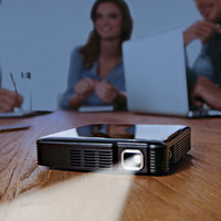 Pocket Projector: Compact, 85-Lumen