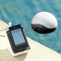 Audio Unlimited 900MHz Wireless Floating Pool Speaker (Old Version)