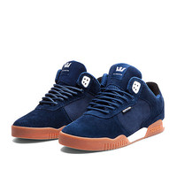SUPRA ELLINGTON | NAVY / WHITE -  GUM | Official SUPRA Footwear Site