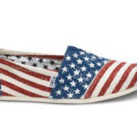 Stars and Stripes Men's Vegan Classics | TOMS.com