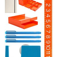Orange You Glad Desk Set