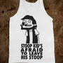 Stoop Kid (Tank) - TV Madness - Skreened T-shirts, Organic Shirts, Hoodies, Kids Tees, Baby One-Pieces and Tote Bags