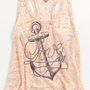 Modern Lux Knit Tank Top (Big Girls) | Nordstrom