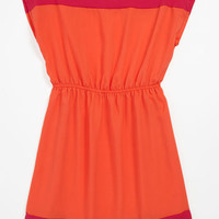Soprano Colorblock Dress (Big Girls) | Nordstrom