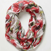 Anthropologie - Coiled Magnolia Infinity Scarf