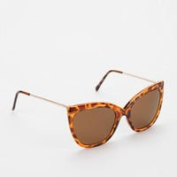 Beverly Cat-Eye Sunglasses