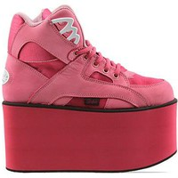 Buffalo 1310-2 in Fuchsia at Solestruck.com