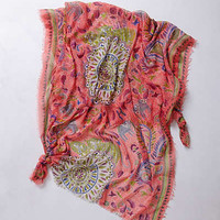 Anthropologie - Sunset Safari Scarf