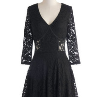 Lovely in Lace Dress | Mod Retro Vintage Dresses | ModCloth.com