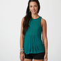 AE Eyelet Flare Tank | American Eagle Outfitters