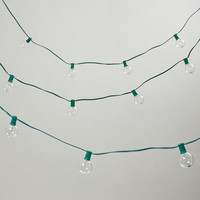 Indoor-Outdoor String Lights