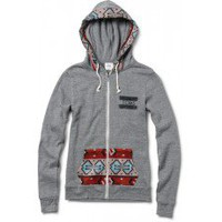 Tribal Knit Women&#x27;s Hoodie | TOMS.com
