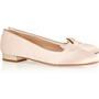 Charlotte Olympia|Kitty embroidered satin slippers|NET-A-PORTER.COM