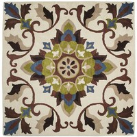 Tile Pattern Rug