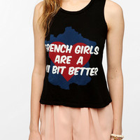 Le Shirt French Girls Better Muscle Tee