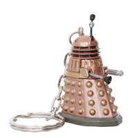 Doctor Who Dalek Die-Cast Key Chain | Hot Topic