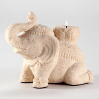 Sitting Elephant Decor - World Market
